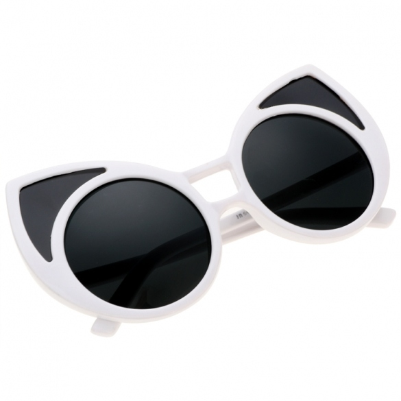 cat-eye-white-frame-sunglasses
