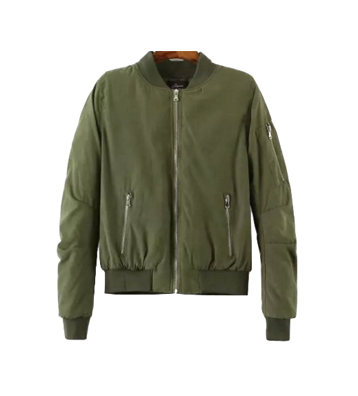 army-green-bomber-jacket