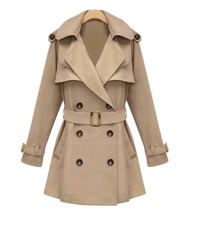 beige-lapel-double-breasted-trench-coat