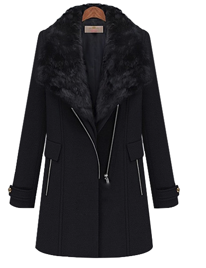 black-long-coat