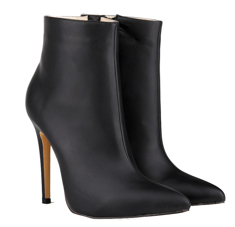 black-pointed-toe-high-heel-boots
