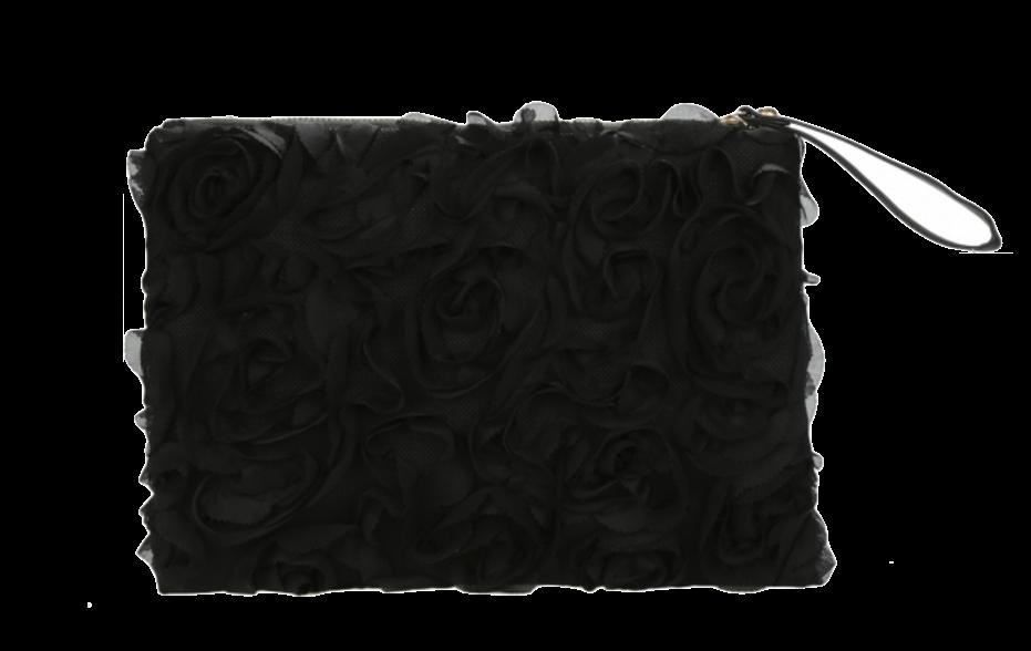 black-rose-clutch