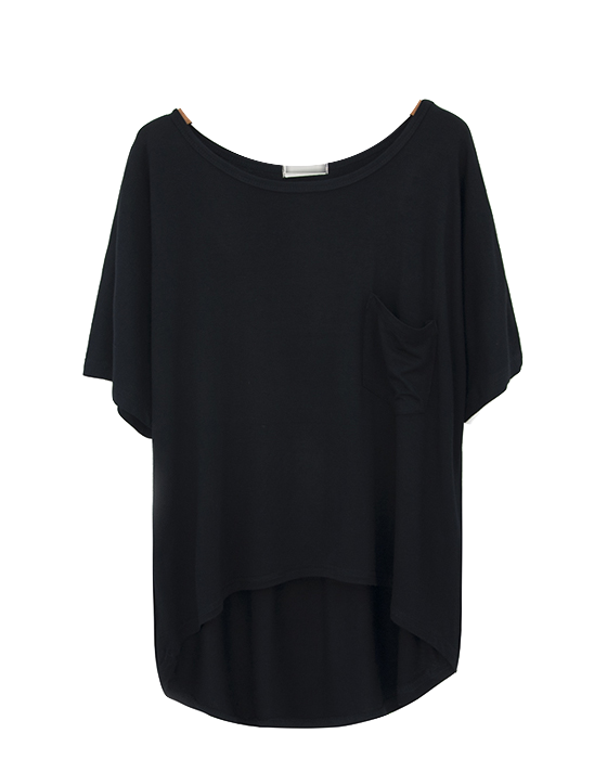 black-slouchy-t-shirt-with-draped-pocket