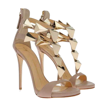 gold-geometric-embellished-open-toe-ankle-strap-heels