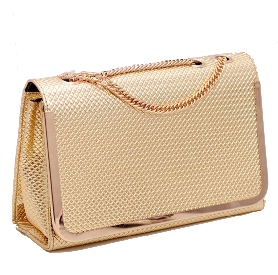 gold-metallic-evening-bag-with-chain-strap