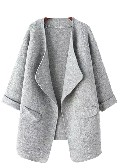long-knitted-jacket-with-dual-front-lapel-pockets
