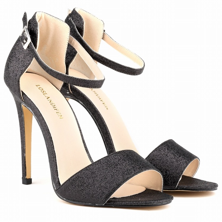 sparkling-peep-toed-stiletto-heels-with-ankle-straps
