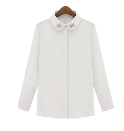 white-chiffon-shirt-featuring-beaded-collar