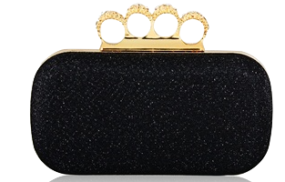 black-clutch-box-with-rhinestone-ring-handle