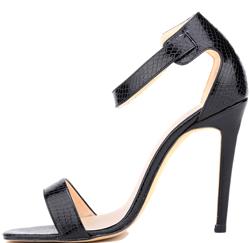 black-high-heel-stilettos-sandals-featuring-ankle-straps