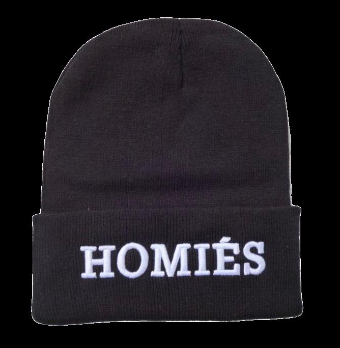 black-homies-beanie