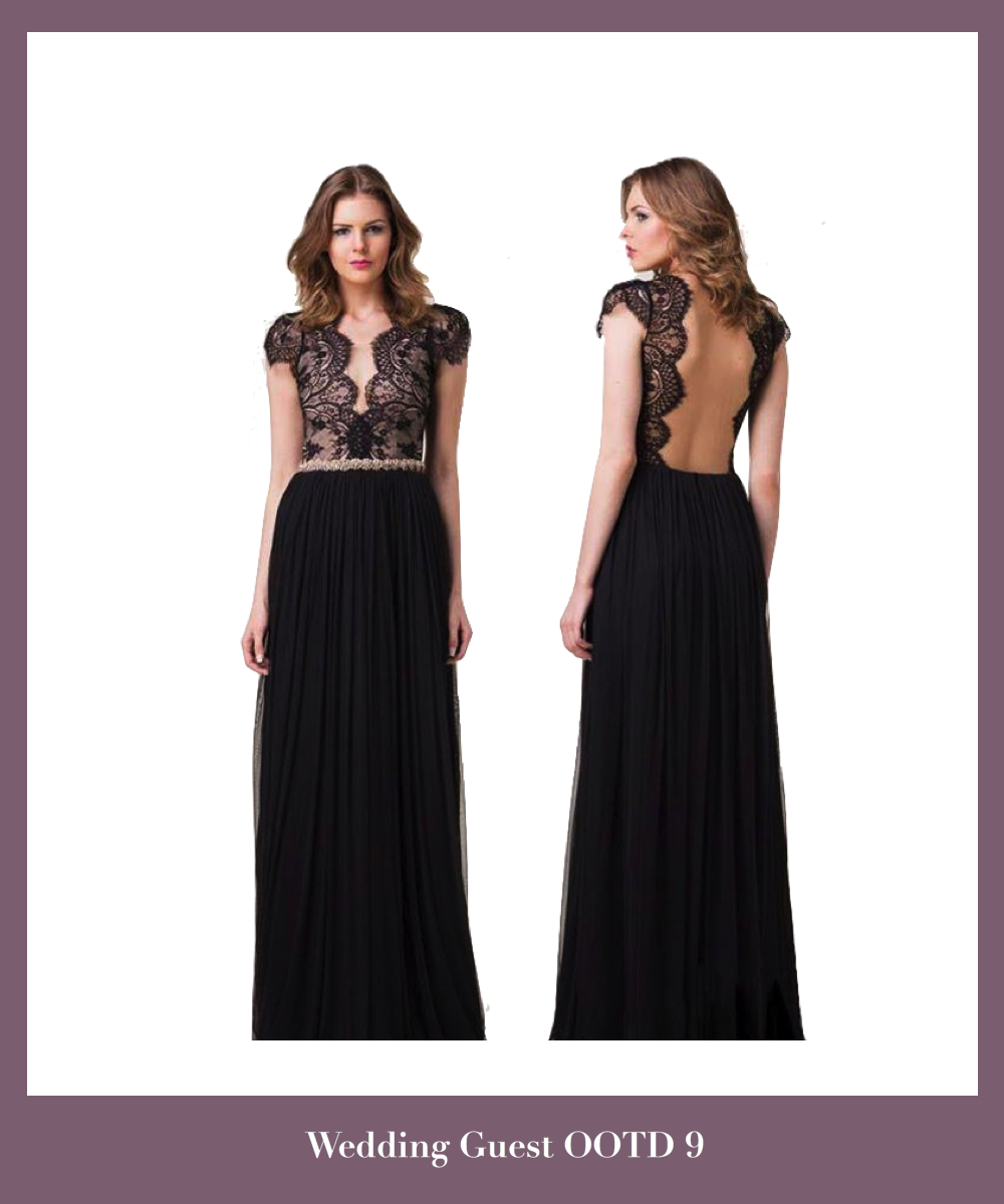 black-long-chiffon-a-line-evening-dress-featuring-lace-bodice-with-cap-sleeves-and-open-back-detailing