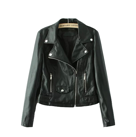 classic-rivets-embellished-faux-leather-jacket
