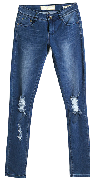 distressed-denim-skinny-jeans