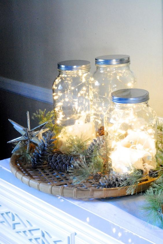 fairy-light-jars