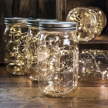 fairy-light-jar