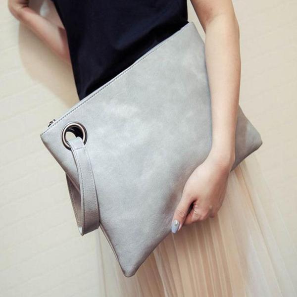 fashion-leather-envelope-women-clutch-handbags