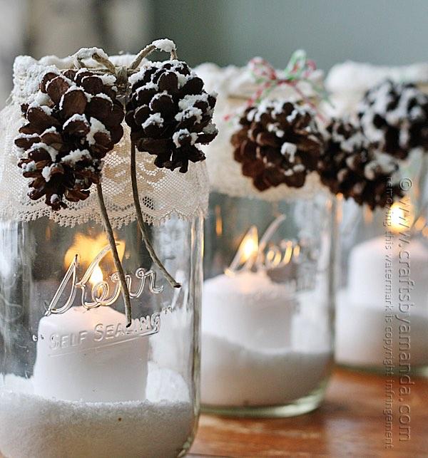 festive-mason-jar-candle