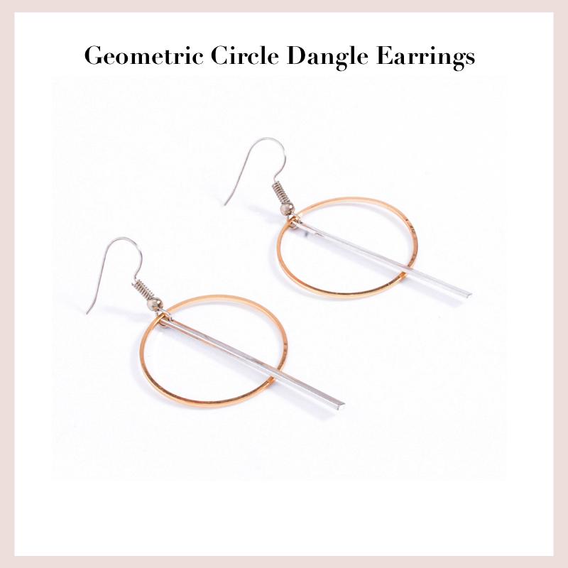 geometric-circle-dangle-earrings