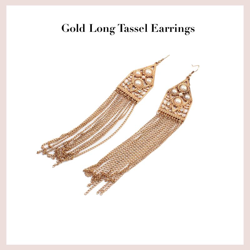 gold-long-tassel-earrings