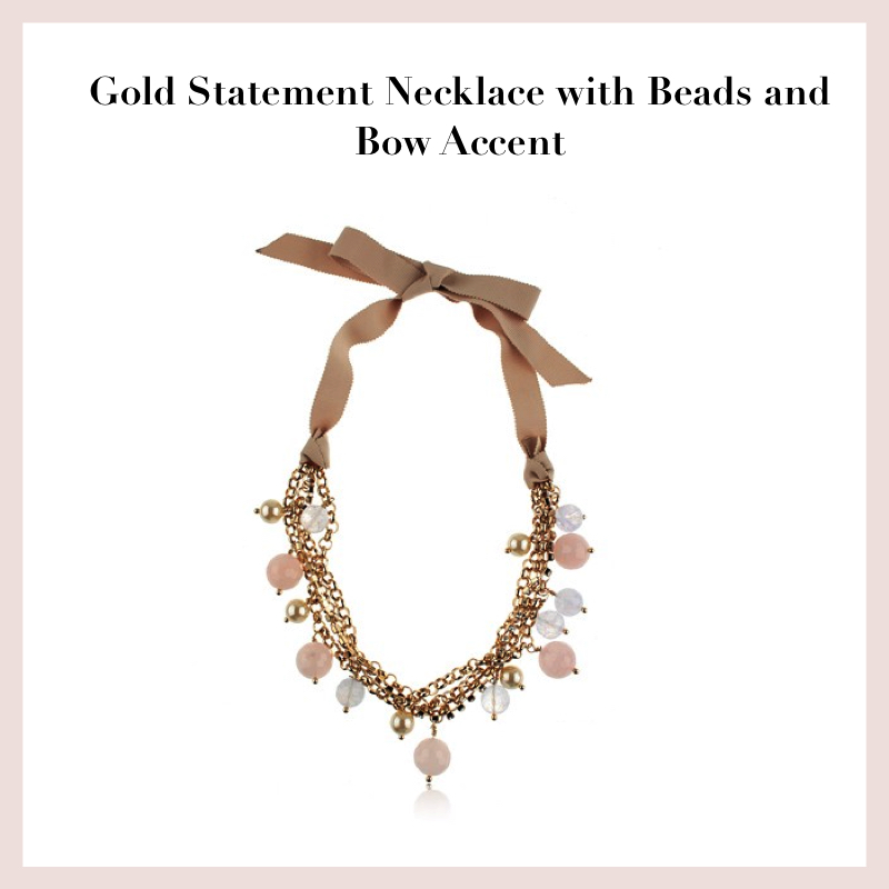 gold-statement-necklace-with-beads-and-bow-accent