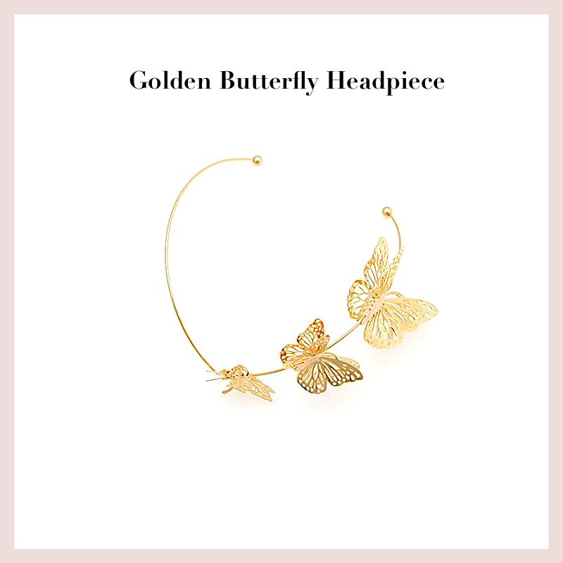 golden-butterfly-headpiece