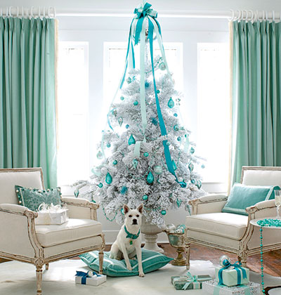 jewel tone christmas decoration 1