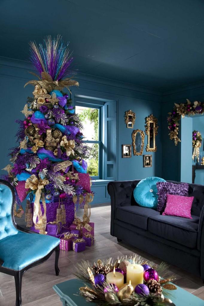jewel-tone-christmas-decoration4
