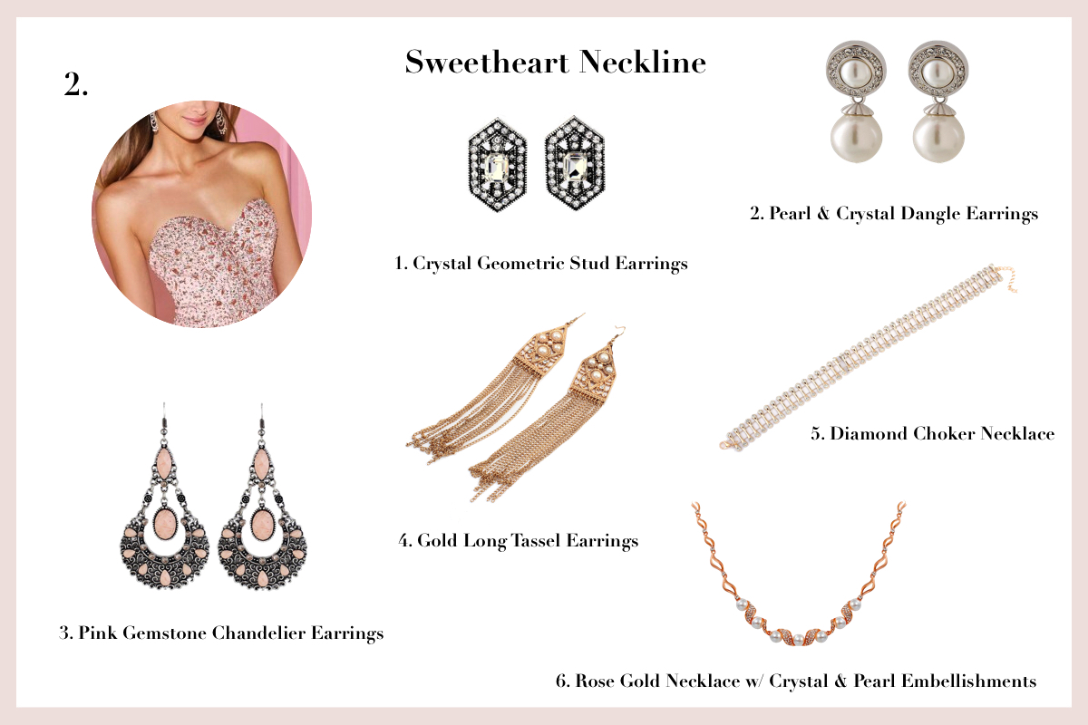 jewellery-for-every-type-of-prom-dress-neckline-sweetheart-neckline