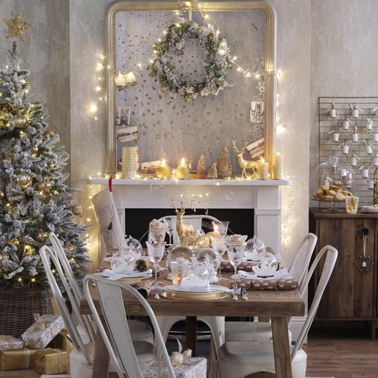 Marvelous Christmas Decoration Inspirations For Your Home
