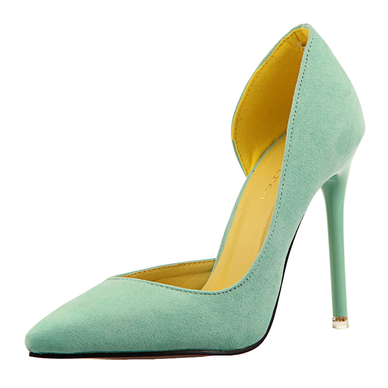 mint-green-faux-suede-point-toe-stiletto-heels