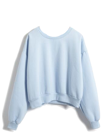 pastel-color-round-neck-oversized-sweater