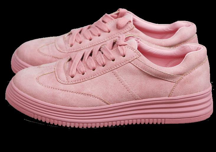 pink-sneakers