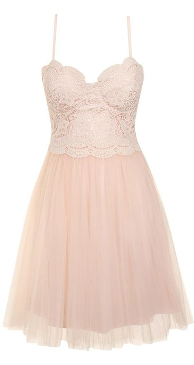 spaghetti-strap-a-line-short-tulle-prom-dress-with-lace-bodice