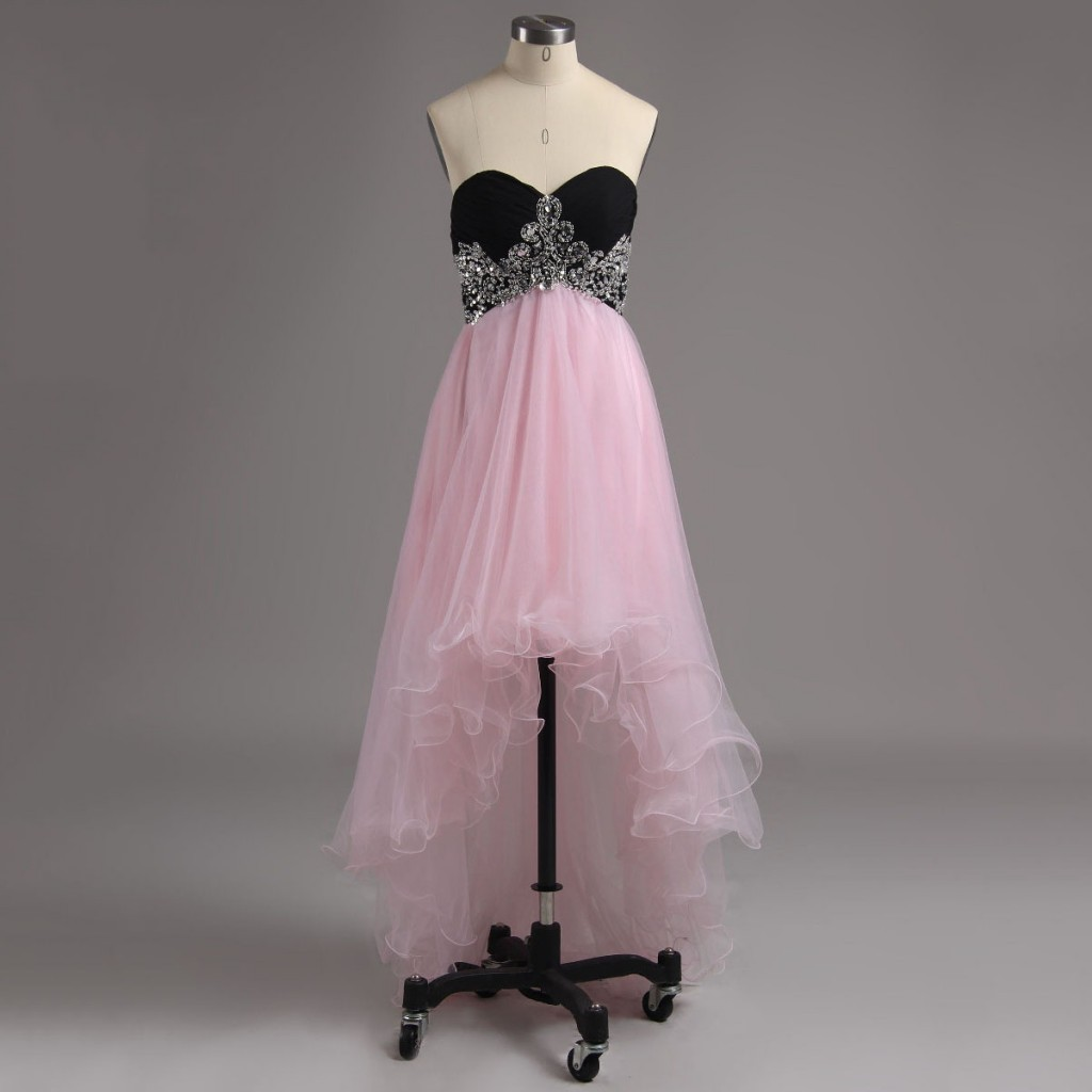 strapless-sweetheart-tulle-prom-dress-with-high-low-curled-hem