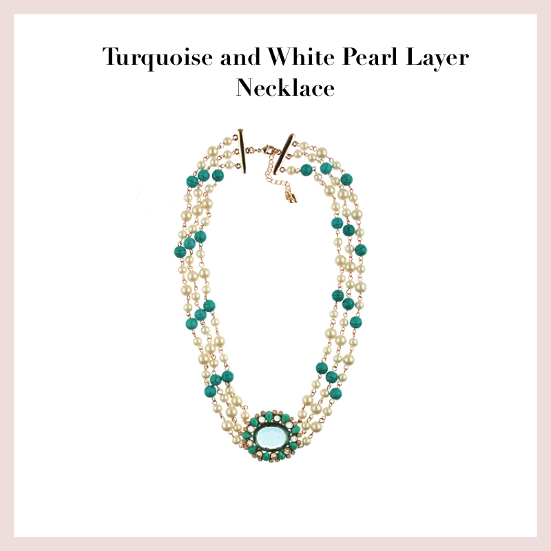turquoise-and-white-pearl-layer-necklace