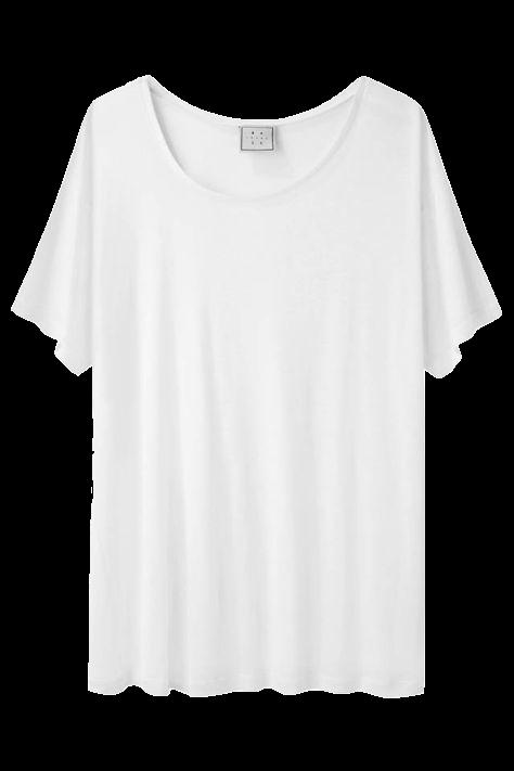 white-slouchy-tee
