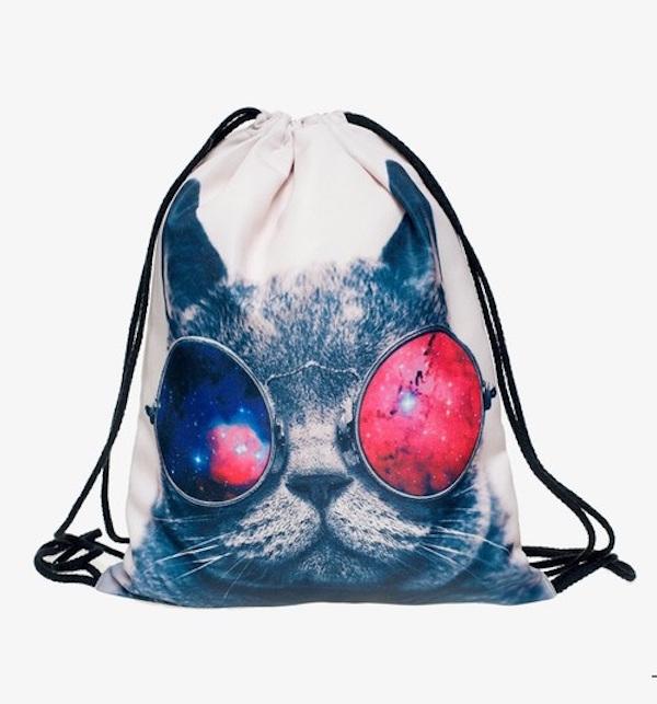 retro-cat-printed-drawstring-bag
