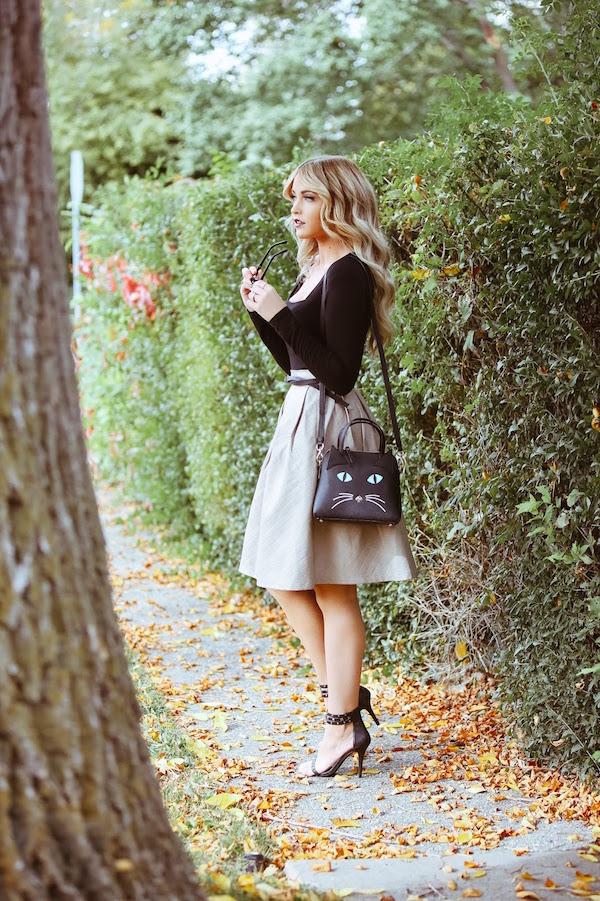 cat-bag-mid-length-skirt-top-black