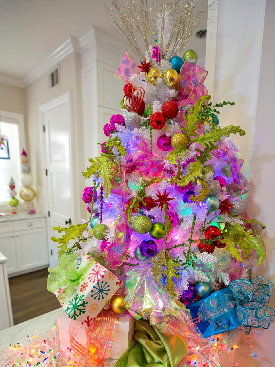 Source Moel Colorful Christmas Decoration 3