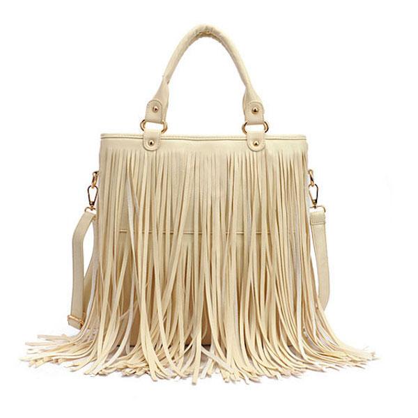 tassel-fringe-beige-shoulder-bag