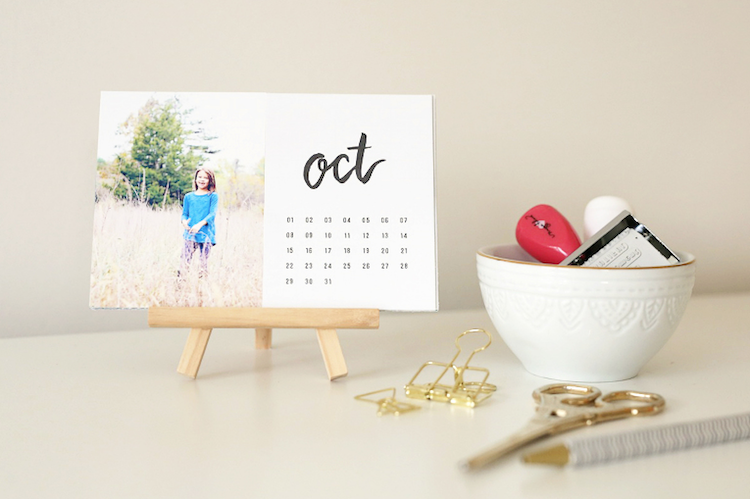 diy-personalised-photo-calendar