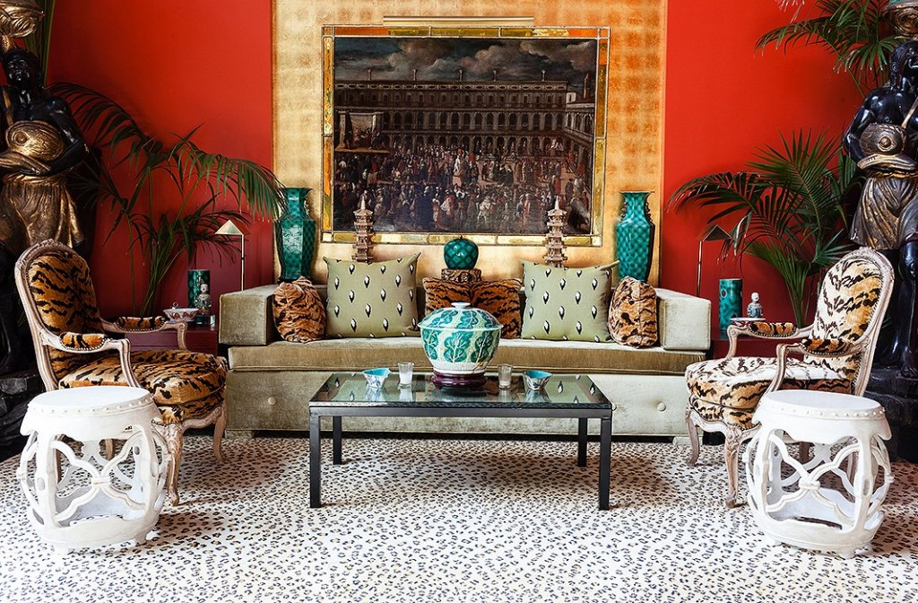 maximalist-home-interior-decor-animal-print