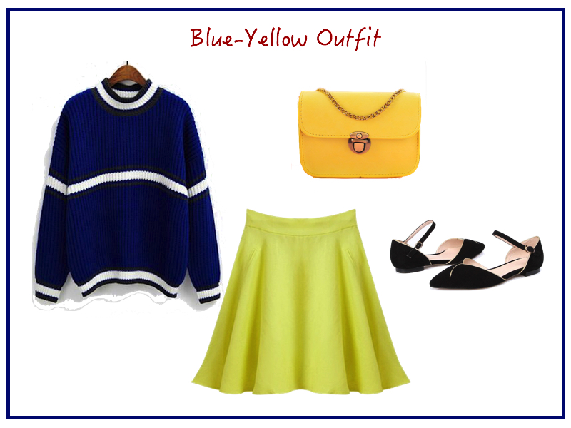 Yellow-blue-outfit