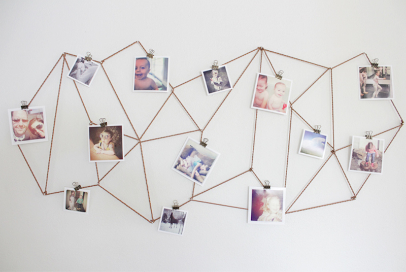artsy-geometrical-wall-photo-display
