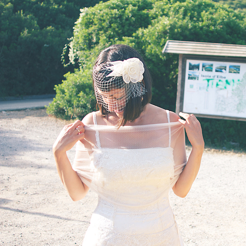 birdcage-veil-wedding-hairstyles-short-hair