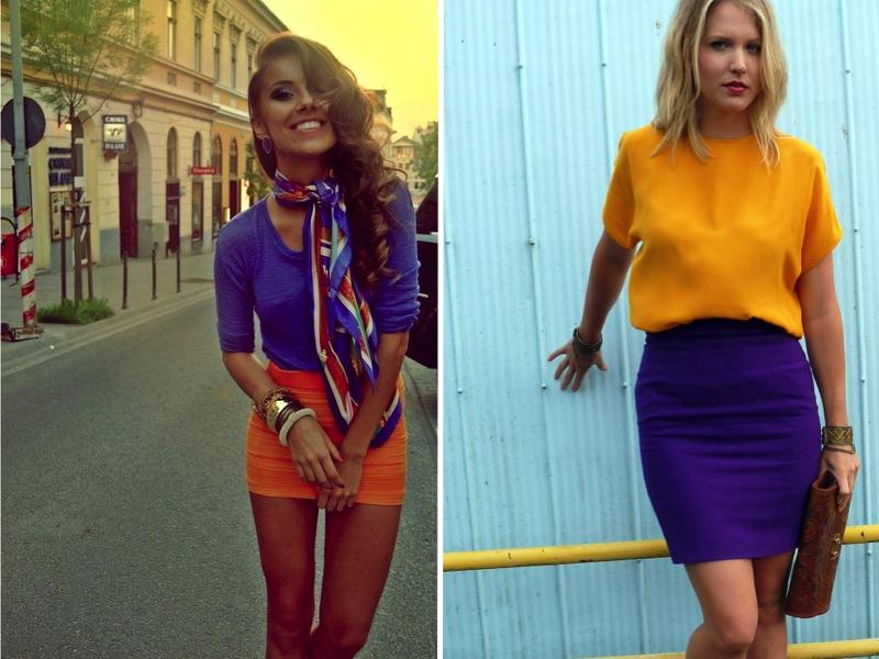 orange-purple-outfits
