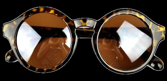 round-frame-sunglasses