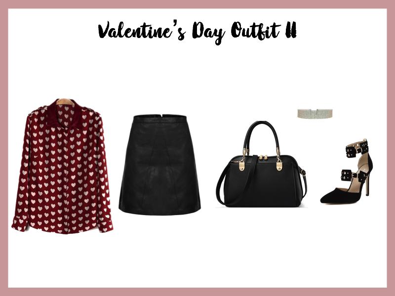 valentine's day ootd 2