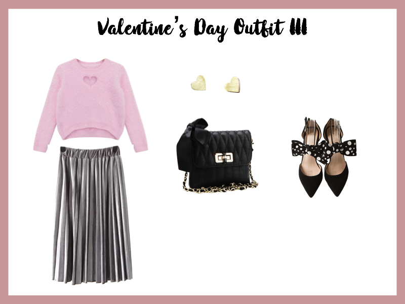 valentine's day ootd 3